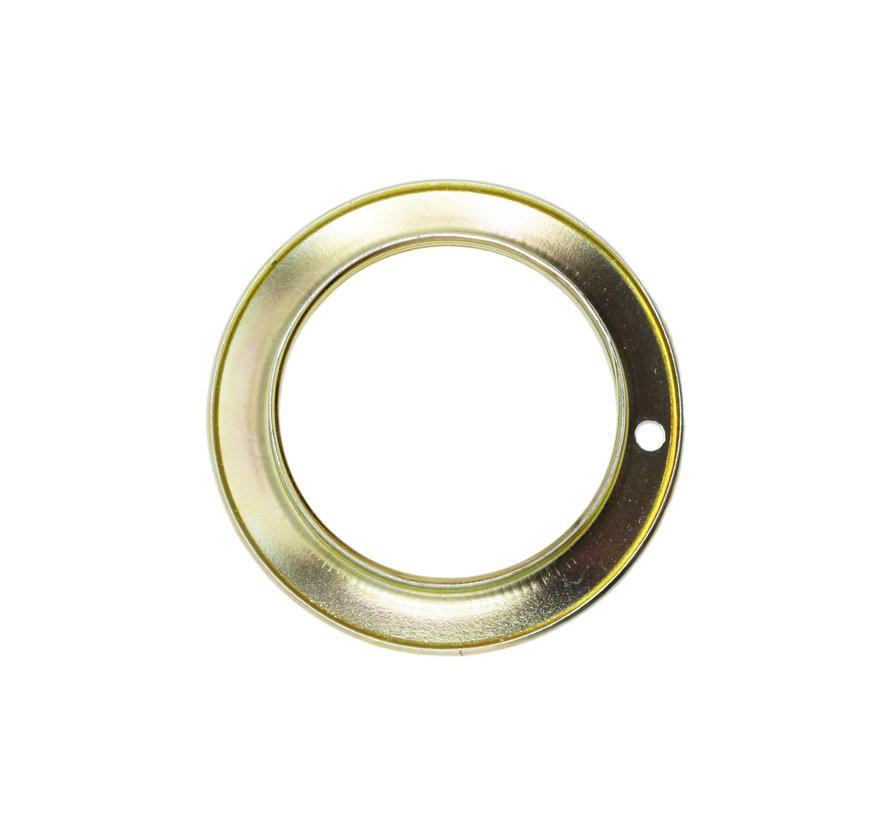 Metall Schraubring / Stellring E27 - ⌀56,5mm | Messing