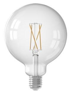 Calex SMART LED Light - G125 Globe - E27/7W | Clear