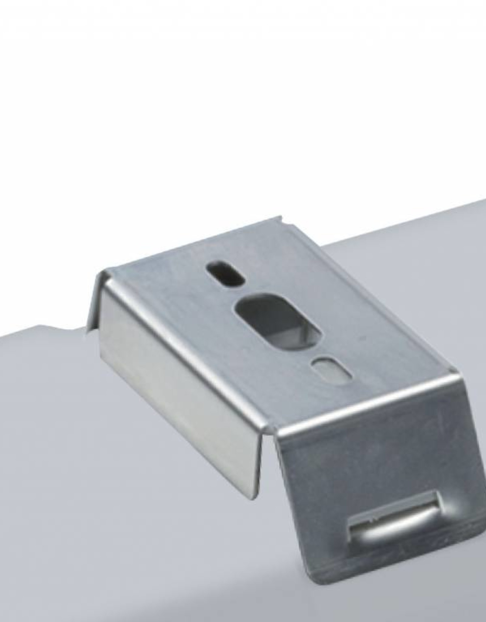 Prima 2x18W - ABS - inox clips - HF ballast