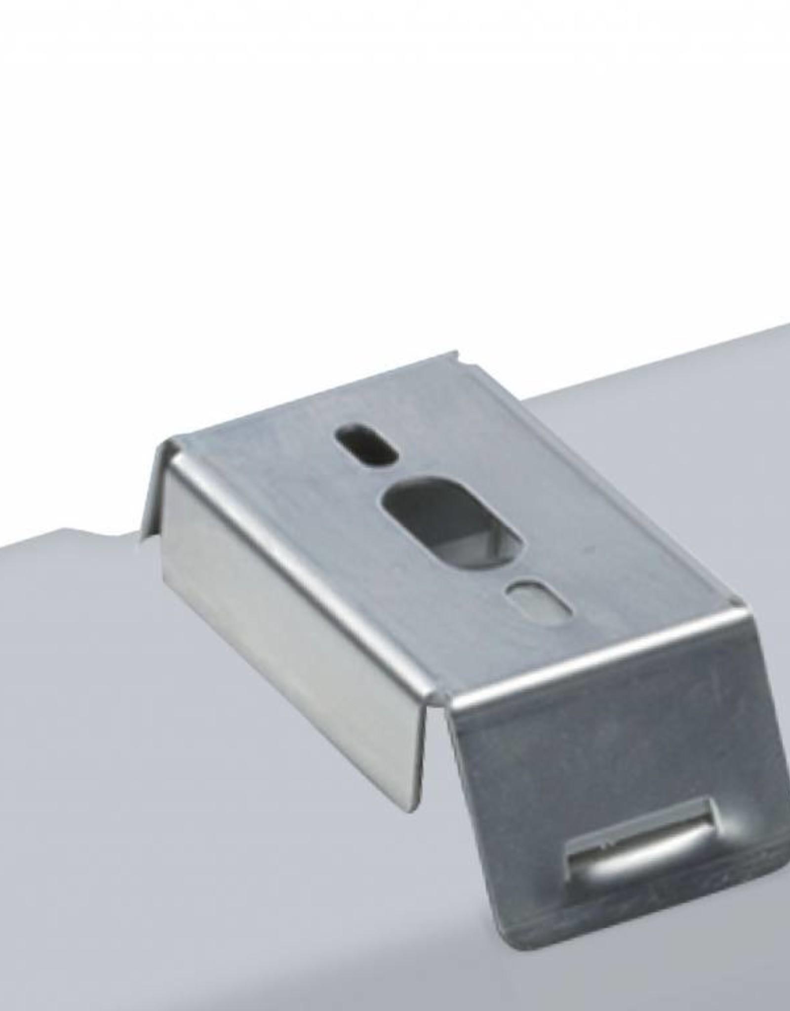 Prima 1x14W HE - ABS - inox clips - HF ballast