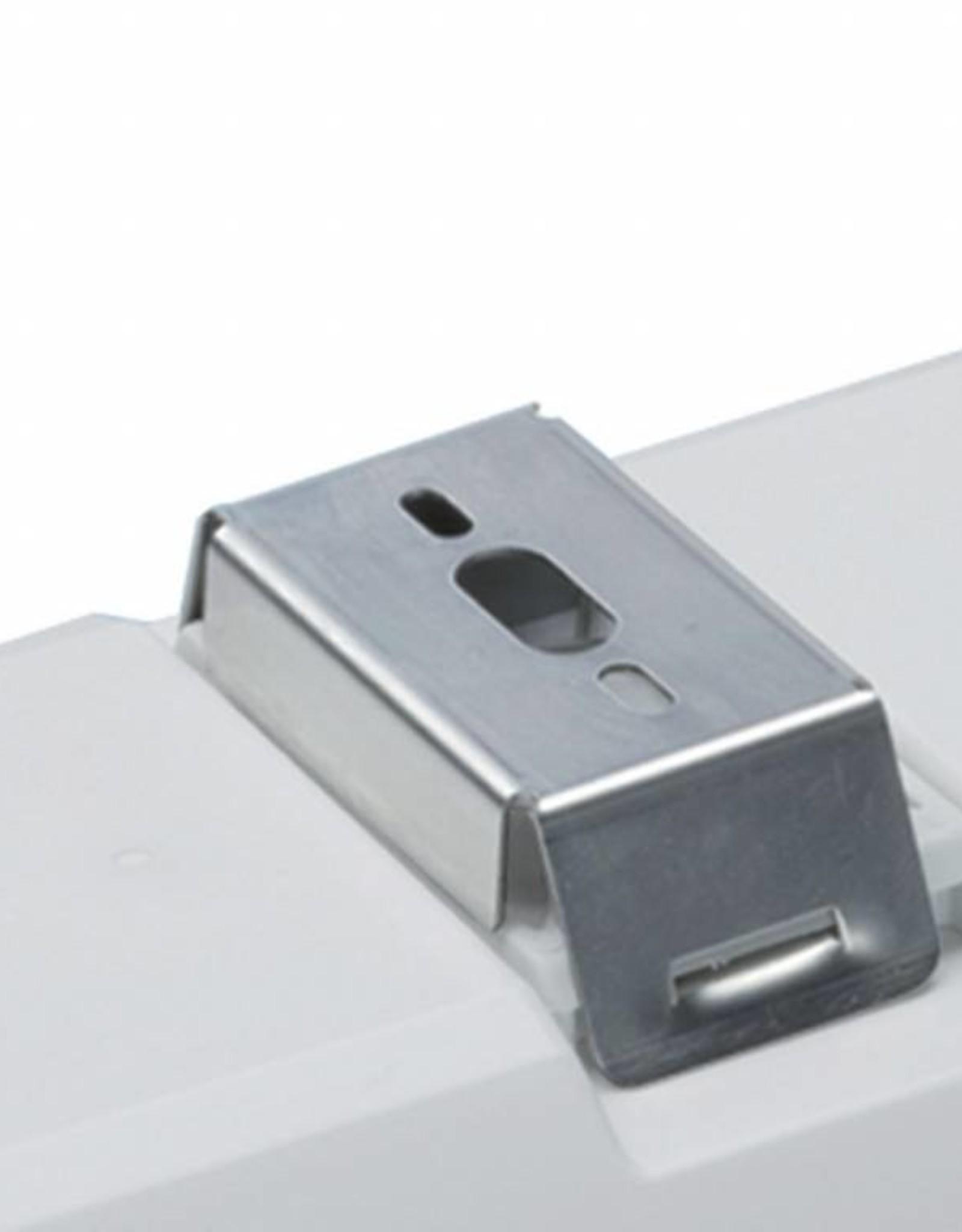PRIMA FUTURA 2.4ft ABSc Al 5200/840 met DALI dimmer