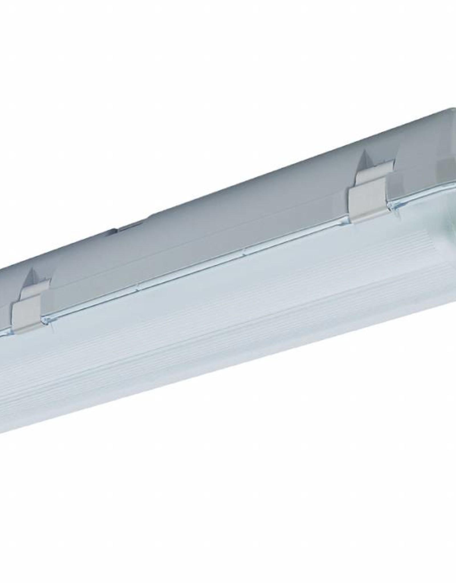 Prima 1x80W HO - ABS - inox clips - HF ballast