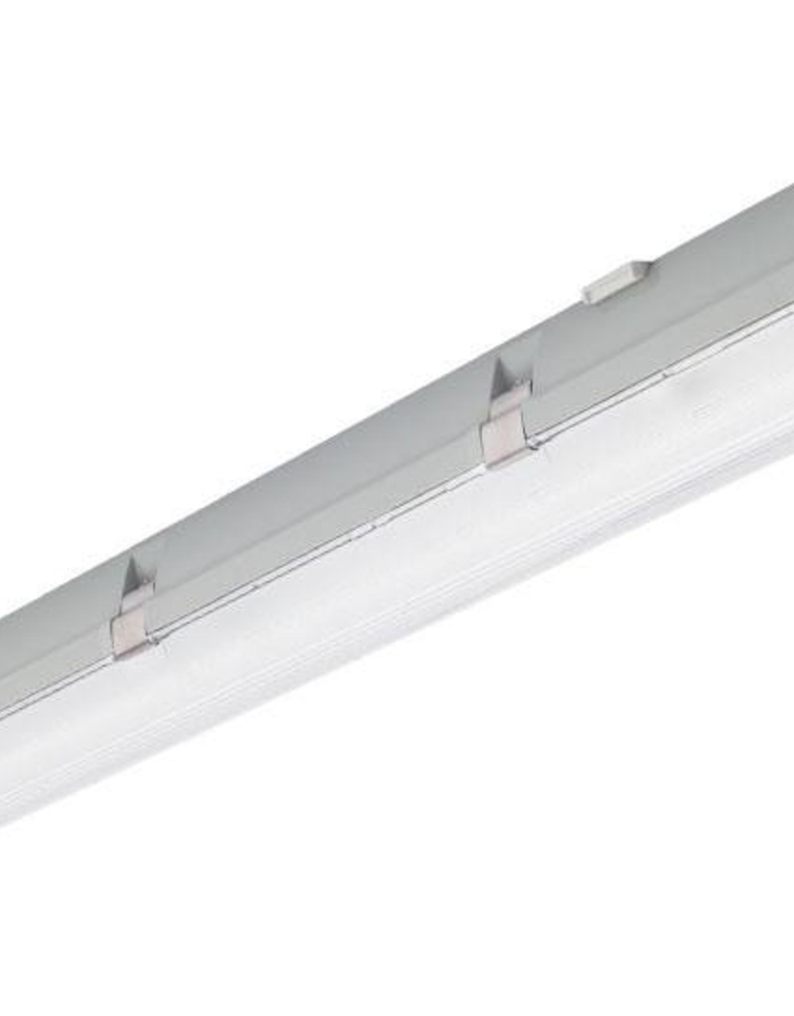 Prima 2x49W HO - ABS - inox clips - HF ballast