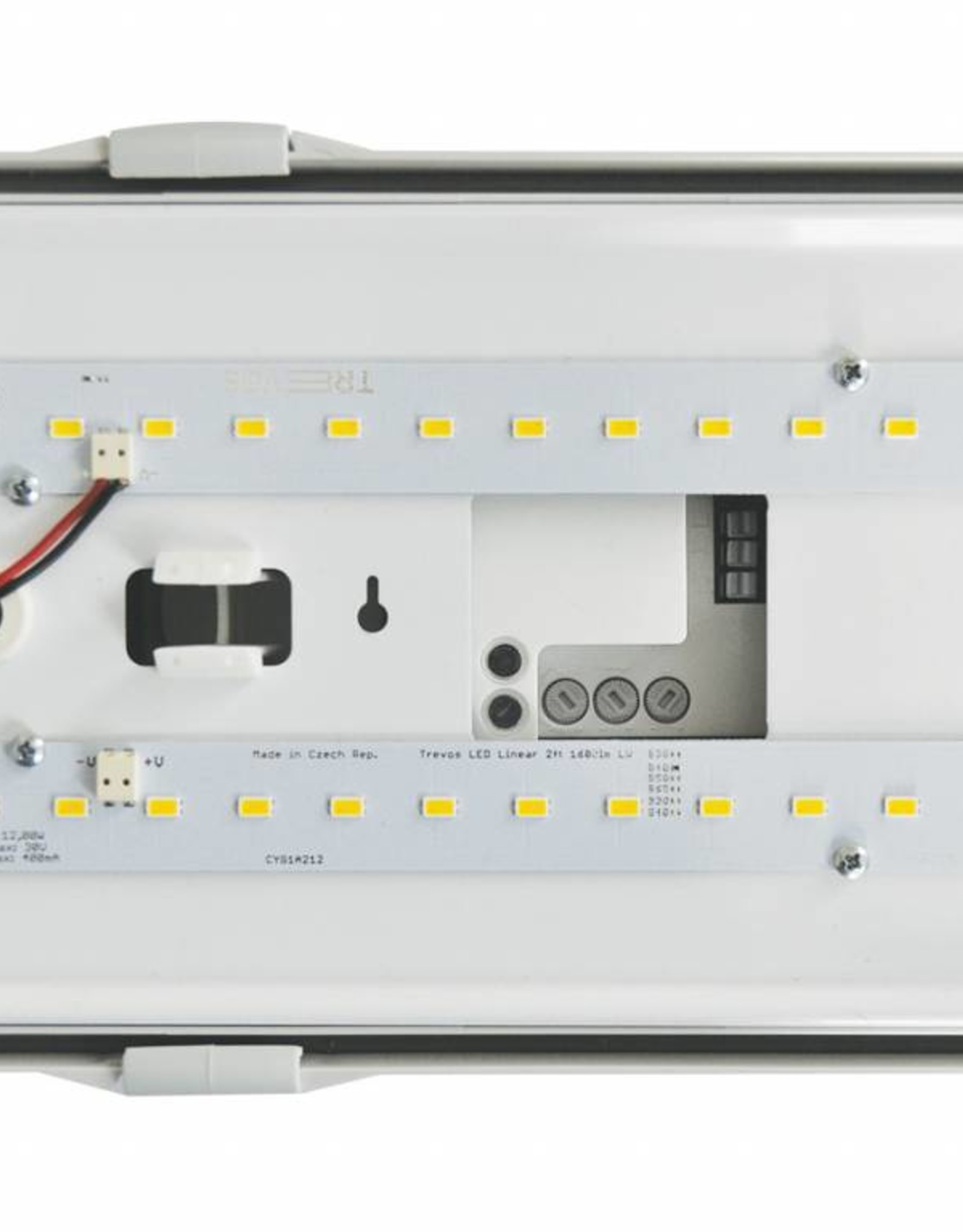 PRIMA FUTURA 2.5ft SNS ABSc Al 6500/840 DALI