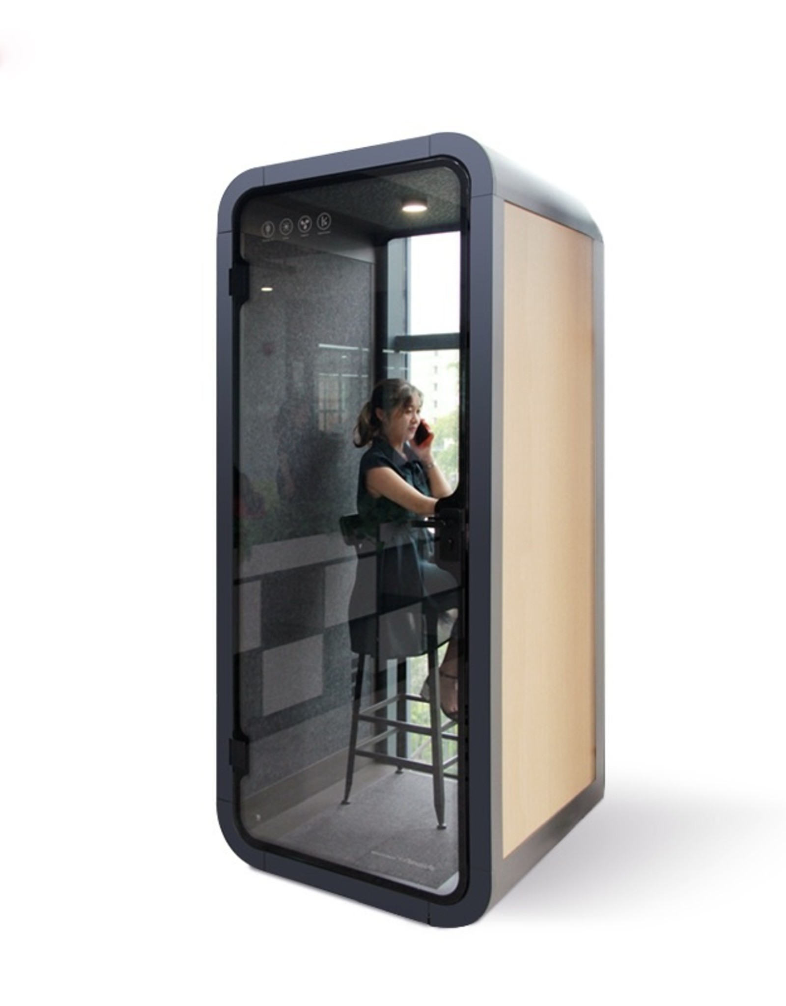 watts ON ON BOX S - werkbox voor 1 persoon