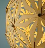 Standaard Geometrische bollamp Fukuoka
