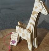 Giraf Grazia 20 cm