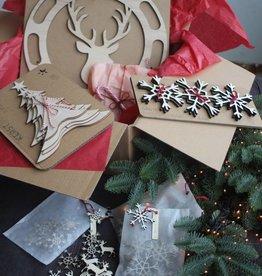 De Poetoeter Kerstdecoratiebox