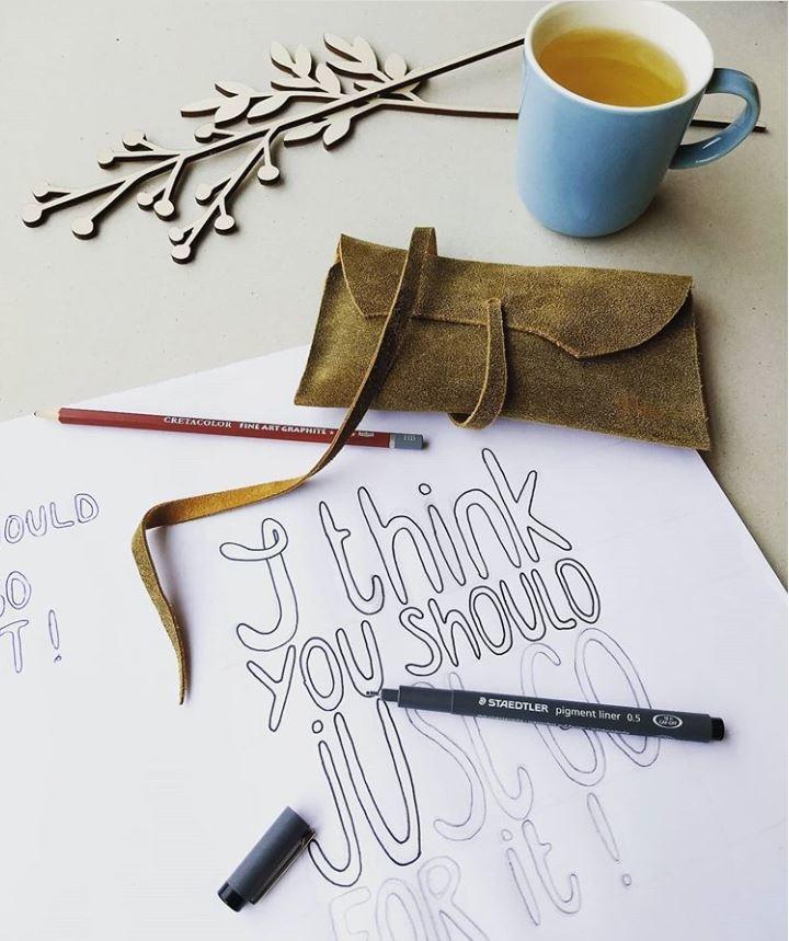 Workshop voor CL2020 ontwerp een houten quote bordje