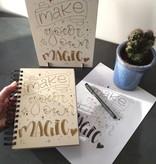 Workshop voor CL2020: ontwerp een houten kaft voor een notitieboekje