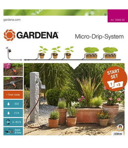 Gardena bewateringssysteem