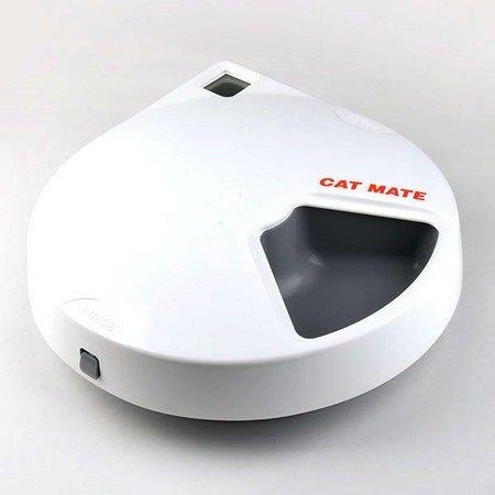 Catmate Voederautomaat met digitale tijdklok C500