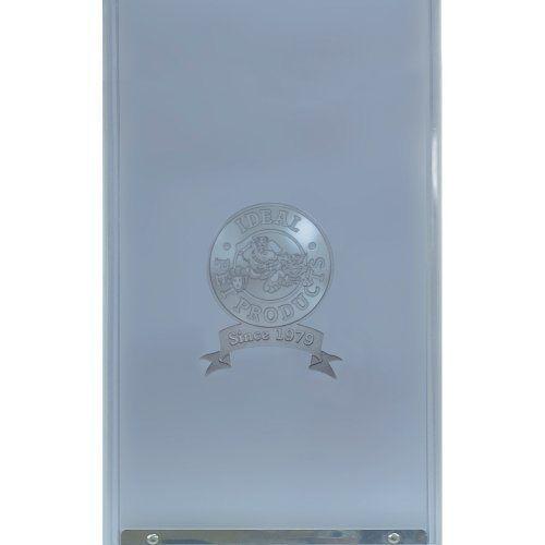 Ideal Pet Products Flexibele flap - Ideal Pet Door Plastic / Aluminium Extra Large