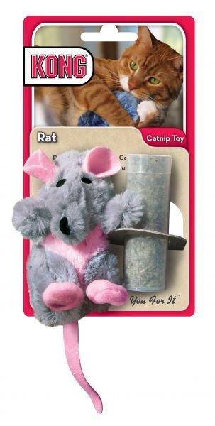 kong  kattenspeeltjes Muis/rat - Hervulbaar kattenspeeltje