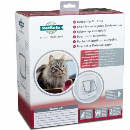 Tweedekans -  Microchip kattenluik