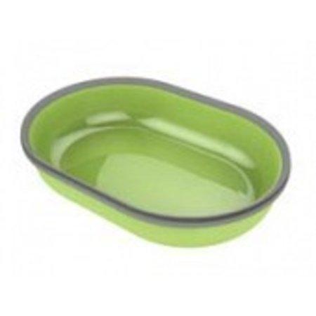 Sureflap Voerbak enkel groen