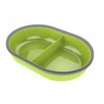 Surefeed bakje gedeeld groen