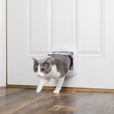 Petsafe  Handmatig afsluitbaar kattenluik. PPA19-16732