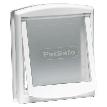 Petsafe  Staywell huisdierluik small wit 715