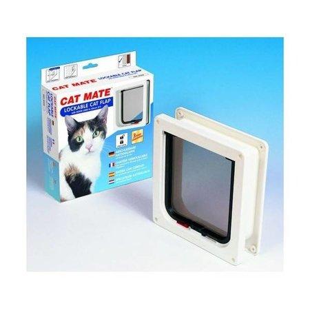 Catmate Kattenluik 2 standen voor dikke deuren, panelen en muren