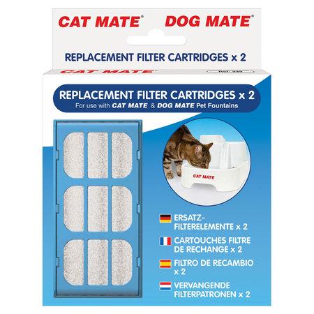 Catmate Filters voor  drinkfontein 335