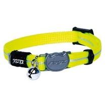 AlleyCat Halsband  XS Dayglo yellow