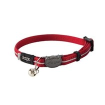 AlleyCat Halsband  XS Red