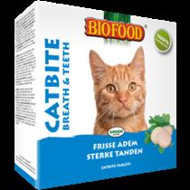 Snoepjes Catbite voor een frisse adem