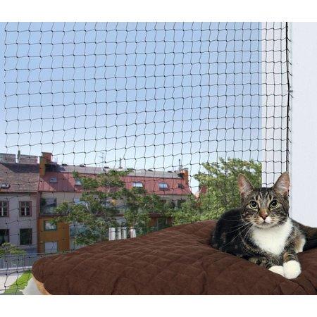 Trixie Kattennet met Draadversterking 3 x 2 meter