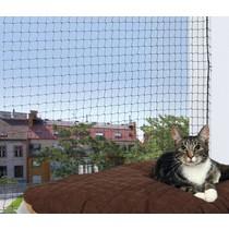 Kattennet met Draadversterking 8 x 3 meter