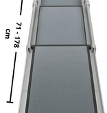 Happy Ride Loopplank hond - Compact Telescoping Dog Ramp