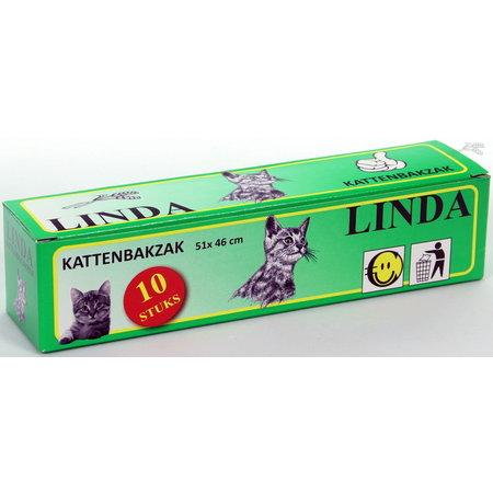 Linda Kattenbakzakken 51 x 46 cm
