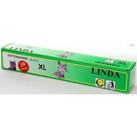Linda Kattenbakzakken XL 69 x 46 cm