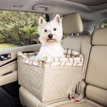 Gewatteerde hondenveiligheidszitje