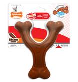 Nylabone Extreme Chew Wishbone Bison Small