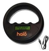 Halo Halo microchip scanner zwart
