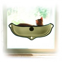 Kattenmandje Window Bed Tan