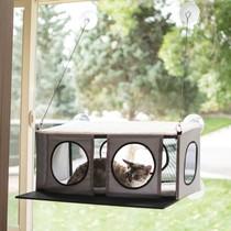 Katten mandje - Ligplaats voor raam