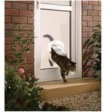 Petsafe  Tweedekans - Kattenluik voor glas 280 wit