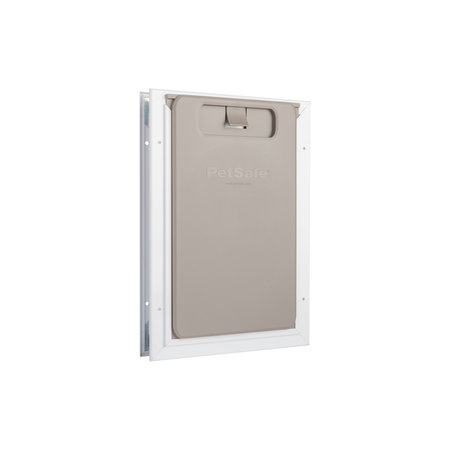 Petsafe  Aluminium Extreme Weather Pet Door large