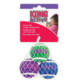 Kong Tennis Ball with bells  for Cats