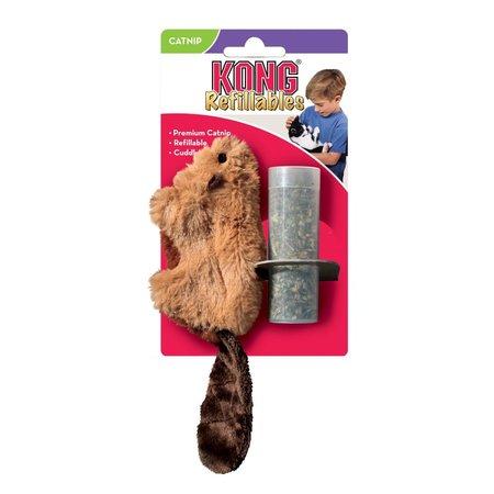 Kong Refillables Beaver