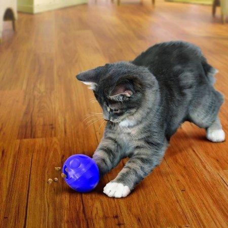 kong  kattenspeeltjes Cat Treat Dispensing Ball