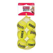 SqueakAir Balls  Medium 6 cm  netje 6 stuks