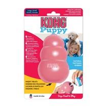 Speeltje pup large blauw of roze