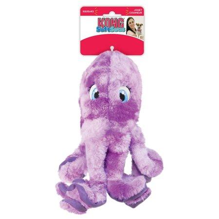 kong SoftSeas Octopus speeltje small