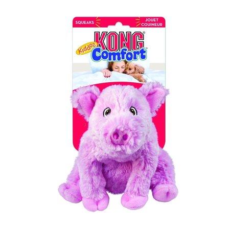 kong Comfort Kiddos Pig Hondenspeeltje
