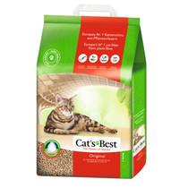 Cat's Best Original kattenbakvulling 20 L