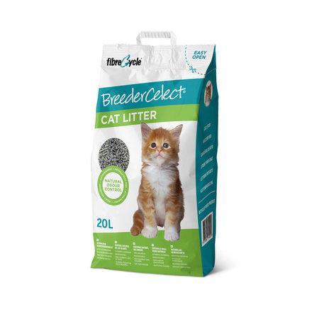 Breeder Select Breeder Select Kattenbakvulling gemaakt van 99% gerecycled papier
