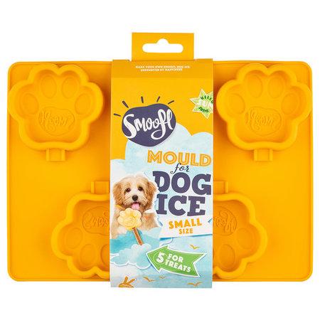 Smoofl Smoofl ijsvorm - Geel Small